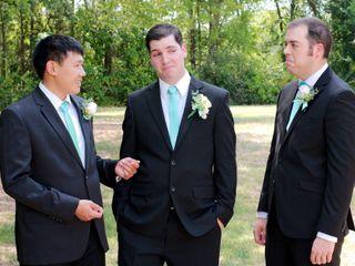 The wedding of Matthew and Kimberly 3