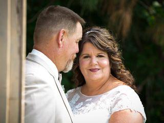 The wedding of Leigh and Bob 3