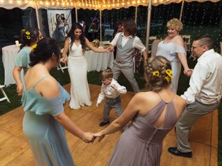 The wedding of Carmen and Zachary 1