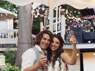 The wedding of Carmen and Zachary 3