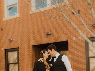 The wedding of Matt and Kayla 1