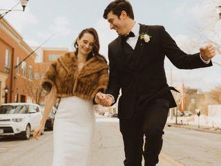 The wedding of Matt and Kayla 3