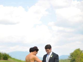 The wedding of Christopher and Marsha 2