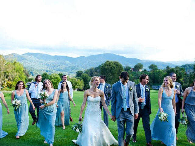 Galen  and Alexandra 's Wedding in Waynesville, North Carolina 1