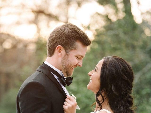 Will and Jennifer's Wedding in Auburn, Georgia 1