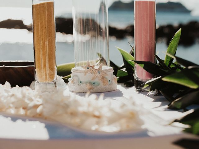 Darnell and Candace's Wedding in Kailua Kona, Hawaii 4