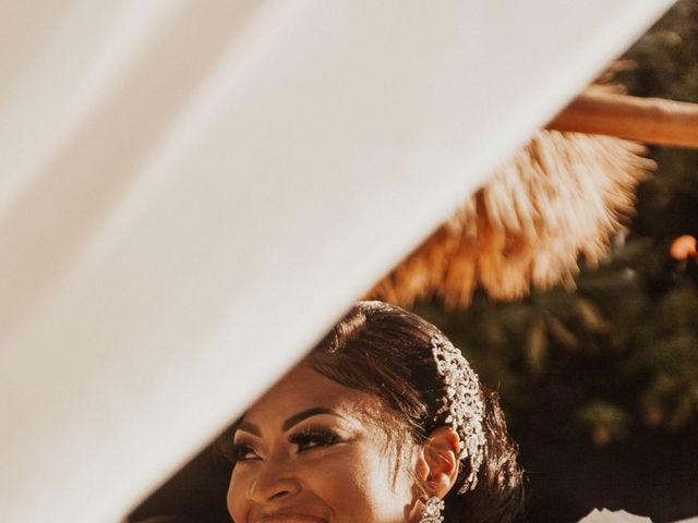 Darnell and Candace's Wedding in Kailua Kona, Hawaii 7