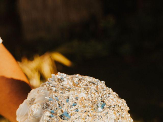 Darnell and Candace's Wedding in Kailua Kona, Hawaii 12