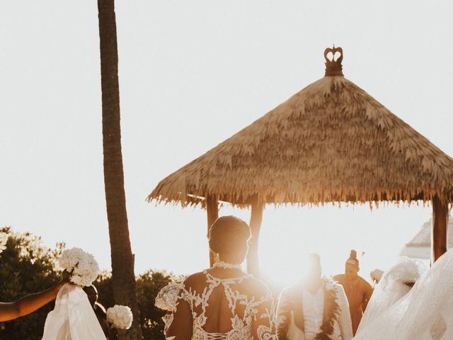 Darnell and Candace's Wedding in Kailua Kona, Hawaii 14