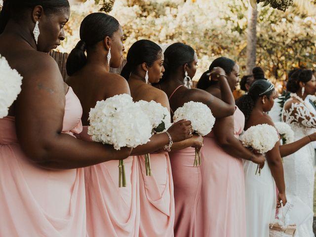 Darnell and Candace's Wedding in Kailua Kona, Hawaii 15