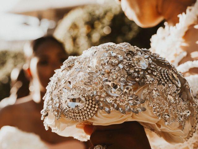 Darnell and Candace's Wedding in Kailua Kona, Hawaii 16