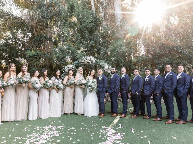 Violet and David's Wedding in San Diego, California 29