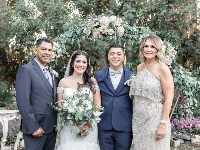 Violet and David's Wedding in San Diego, California 32