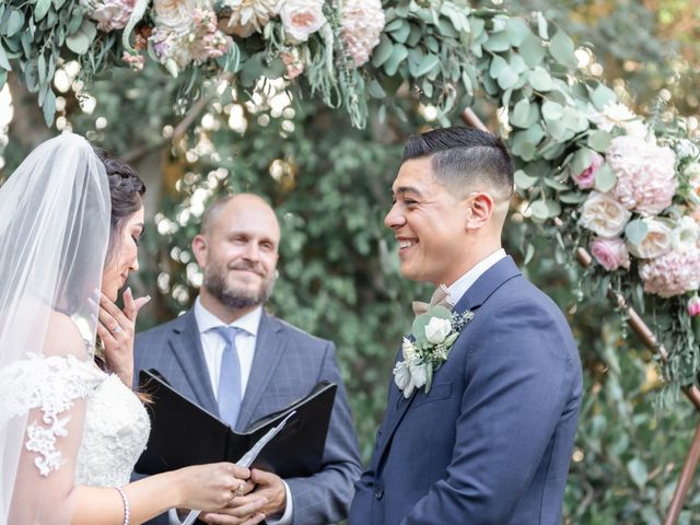 Violet and David's Wedding in San Diego, California 34