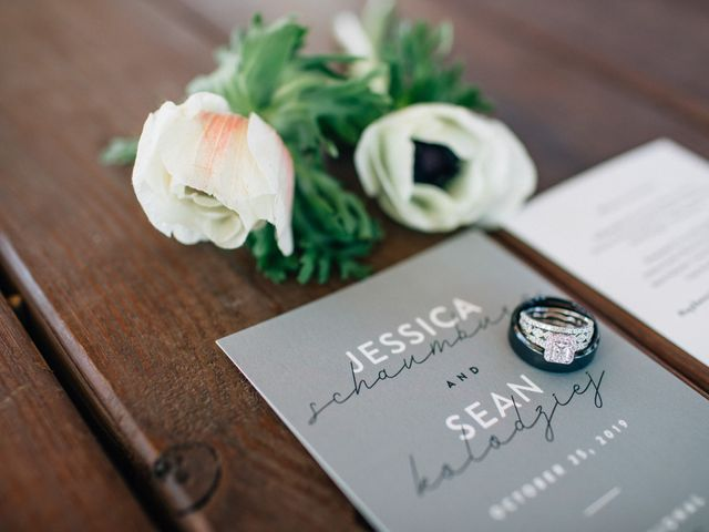 Jessica and Sean's Wedding in Des Moines, Iowa 7