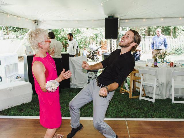 Alex and Lara's Wedding in Spring Grove, Virginia 5