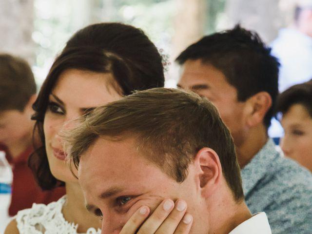 Alex and Lara's Wedding in Spring Grove, Virginia 10