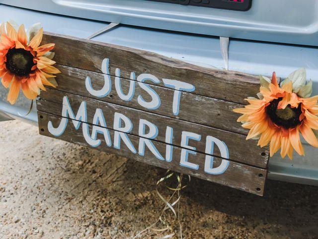 Alex and Lara's Wedding in Spring Grove, Virginia 14