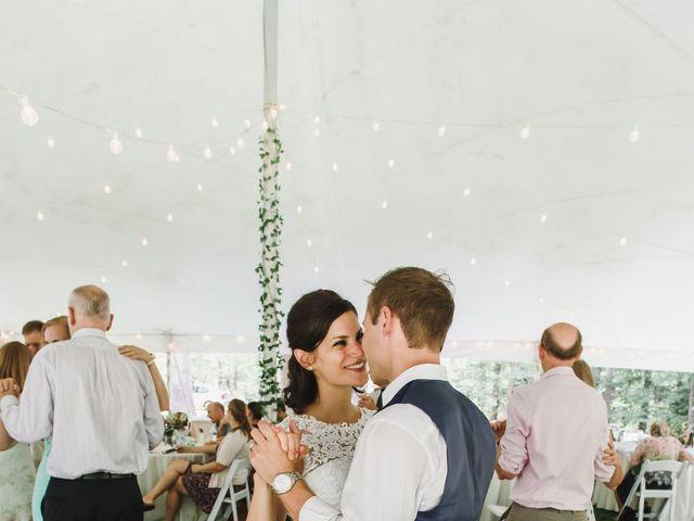 Alex and Lara's Wedding in Spring Grove, Virginia 16
