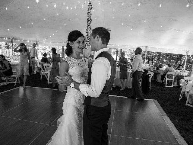 Alex and Lara's Wedding in Spring Grove, Virginia 24