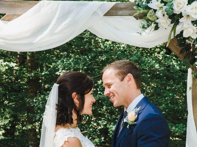 Alex and Lara's Wedding in Spring Grove, Virginia 28