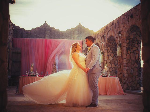 The wedding of Kaylee and Jekiel