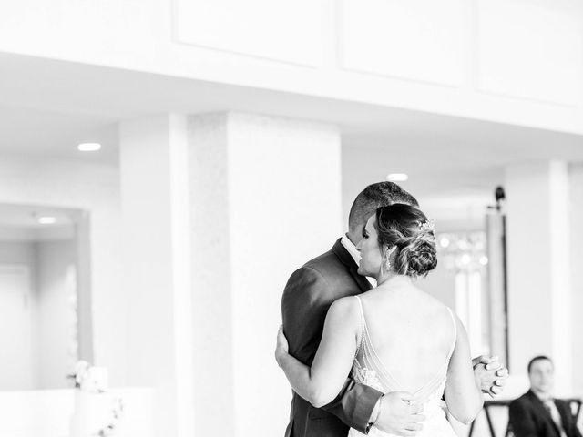 Justin and Kelsi's Wedding in Hilton Head Island, South Carolina 3