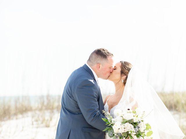 Justin and Kelsi's Wedding in Hilton Head Island, South Carolina 7
