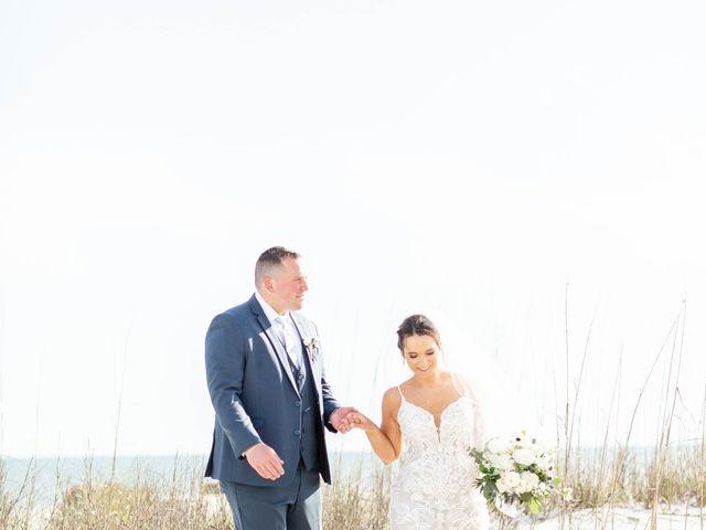 Justin and Kelsi's Wedding in Hilton Head Island, South Carolina 9