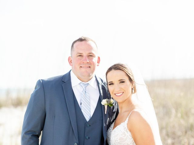 Justin and Kelsi's Wedding in Hilton Head Island, South Carolina 11