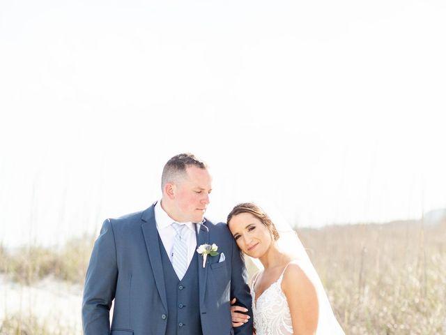 Justin and Kelsi's Wedding in Hilton Head Island, South Carolina 12