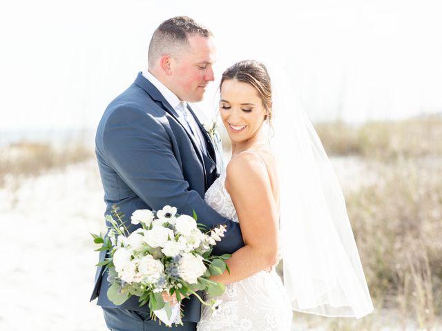 Justin and Kelsi's Wedding in Hilton Head Island, South Carolina 14