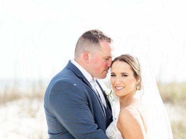 Justin and Kelsi's Wedding in Hilton Head Island, South Carolina 16