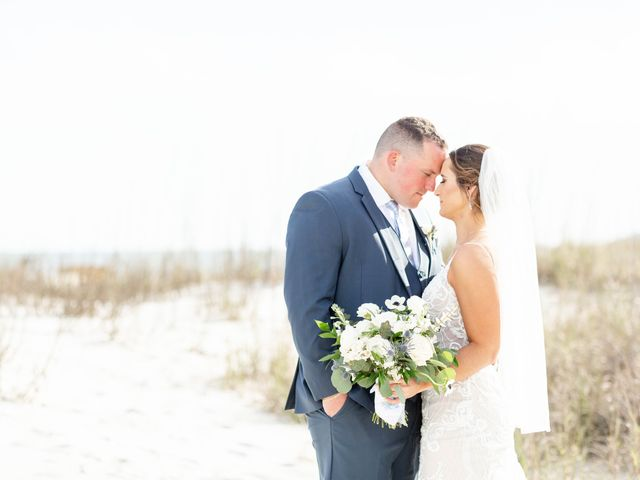 Justin and Kelsi's Wedding in Hilton Head Island, South Carolina 17