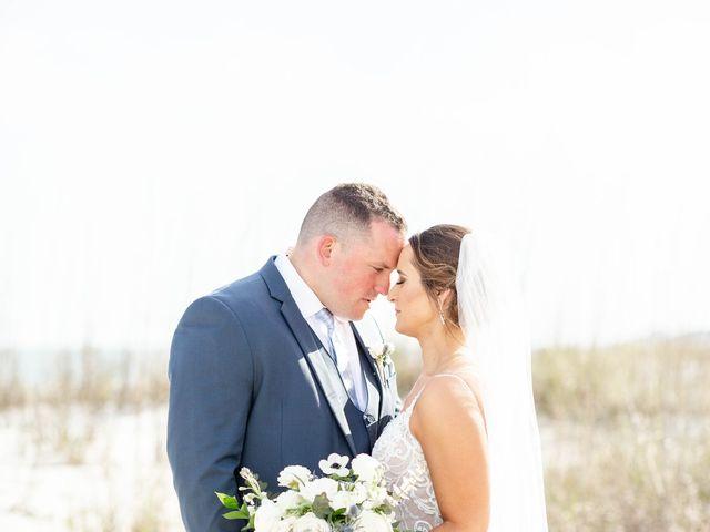 Justin and Kelsi's Wedding in Hilton Head Island, South Carolina 18