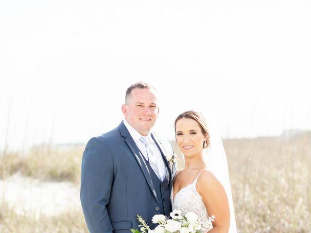 Justin and Kelsi's Wedding in Hilton Head Island, South Carolina 19