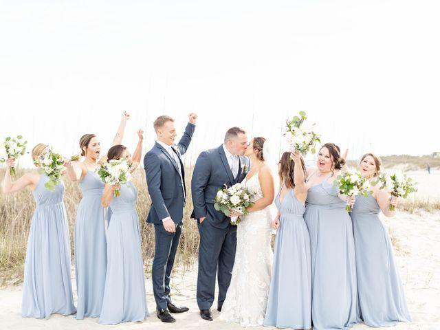 Justin and Kelsi's Wedding in Hilton Head Island, South Carolina 20