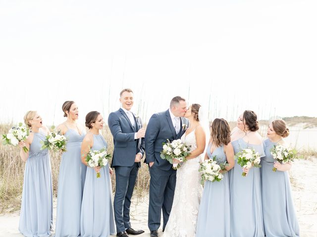 Justin and Kelsi's Wedding in Hilton Head Island, South Carolina 21