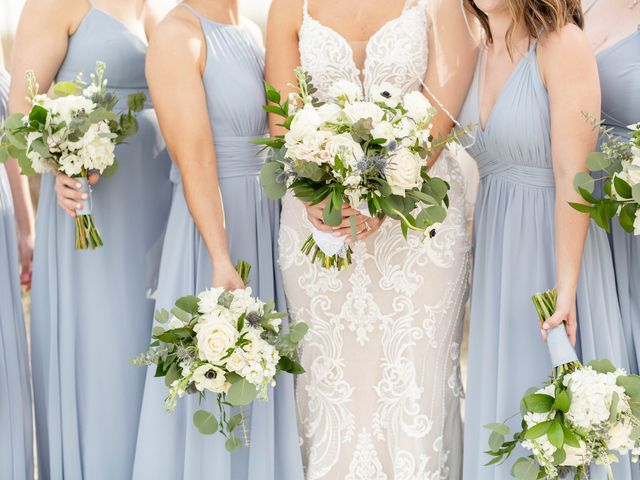 Justin and Kelsi's Wedding in Hilton Head Island, South Carolina 24
