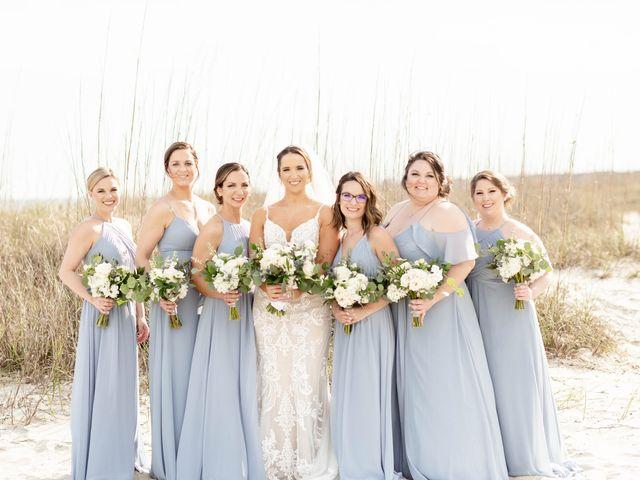 Justin and Kelsi's Wedding in Hilton Head Island, South Carolina 27