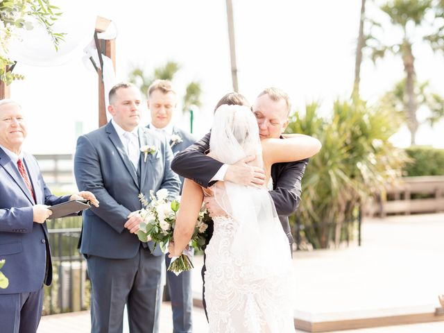Justin and Kelsi's Wedding in Hilton Head Island, South Carolina 33