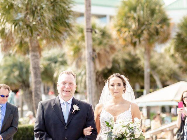 Justin and Kelsi's Wedding in Hilton Head Island, South Carolina 34