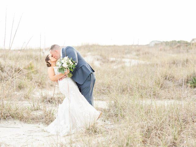 Justin and Kelsi's Wedding in Hilton Head Island, South Carolina 98