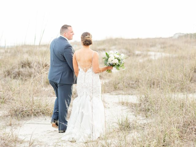 The wedding of Kelsi and Justin