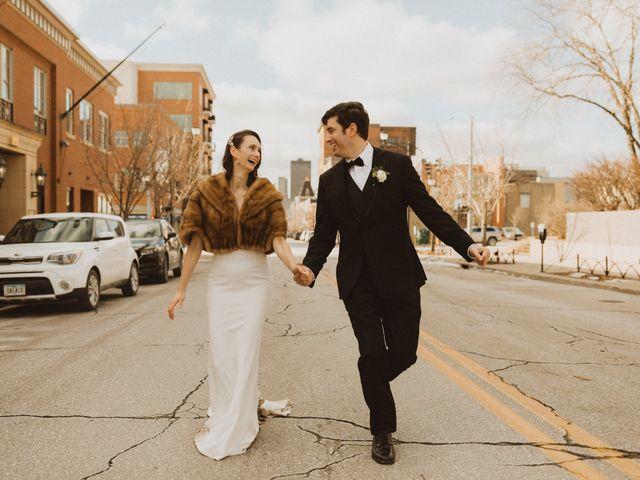 Kayla and Matt's Wedding in Des Moines, Iowa 2