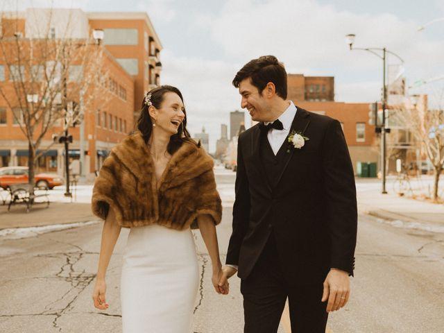 Kayla and Matt's Wedding in Des Moines, Iowa 6
