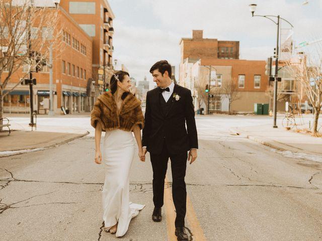 Kayla and Matt's Wedding in Des Moines, Iowa 7