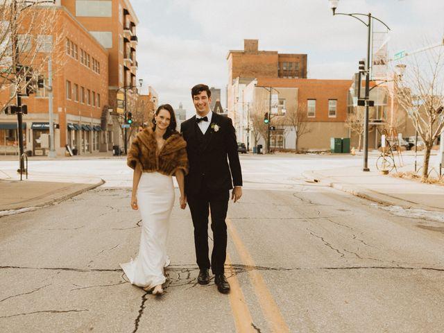 Kayla and Matt's Wedding in Des Moines, Iowa 8
