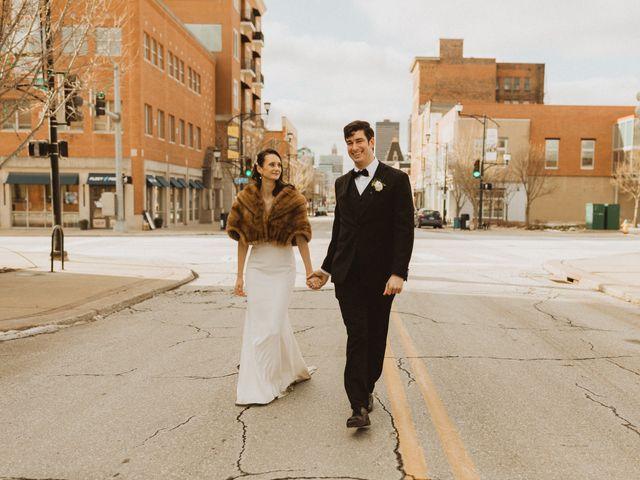 Kayla and Matt's Wedding in Des Moines, Iowa 9
