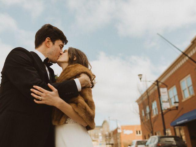 Kayla and Matt's Wedding in Des Moines, Iowa 10
